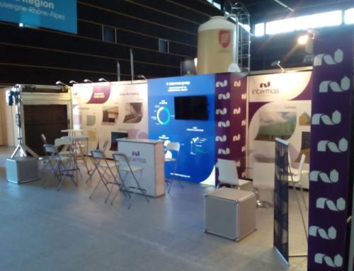 Intermas Trade Show Stand