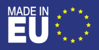 Made in Europe flag from Nomadic Display